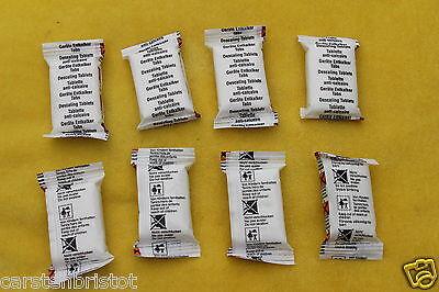 30 Entkalker Tabs Silikonfett 50 Kaffeereiniger Milchreiniger für Melitta