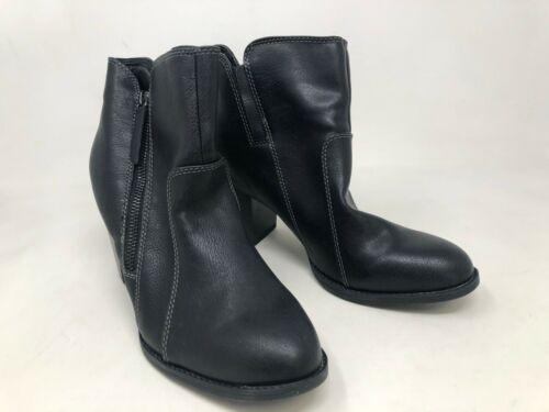 Women/'s I Love Comfort Aubrey Black Ankle Bootie 27379 J5 New!