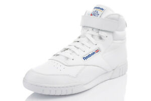 High Top Sneaker in Lederoptik
