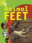 Rigby Star Guided Quest Year 1 Green Level: Animal Feet Reader Single by Greg Pyers (Paperback, 2001)
