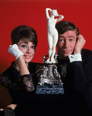 1054602 other Sizes Available Lovely Audrey Hepburn & Peter O'toole 8x10 Photo