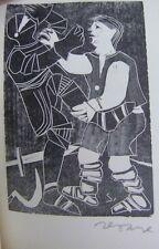 Luis Seoane Book Imagenes De Galicia 2 Signatures In Pencil 1978