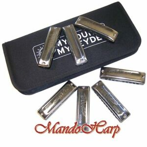 Seydel-Harmonicas-10216-Blues-Session-7-Harmonica-Set-NEW