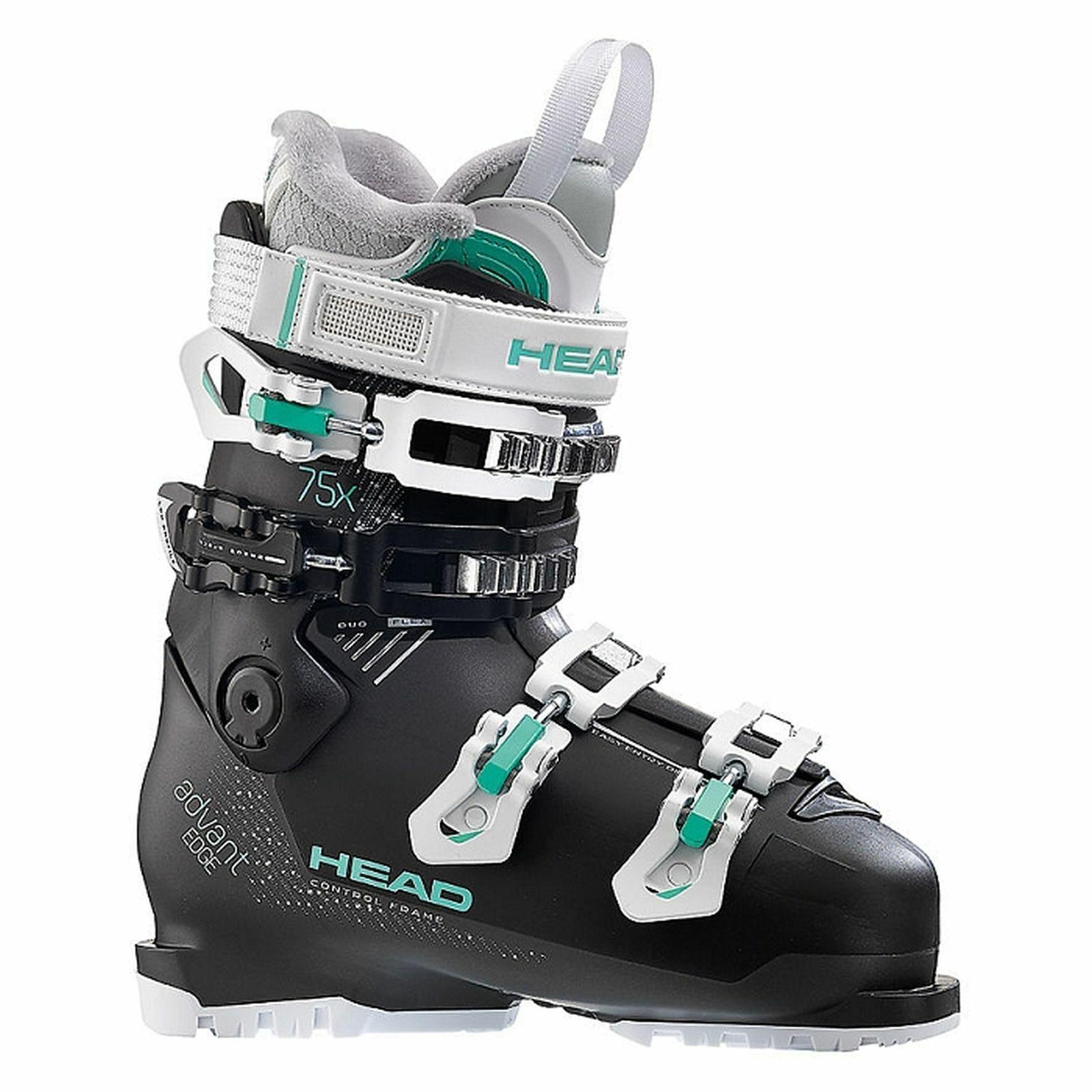 Head Ladies Ski schoen Ski schoen Advant Edge 75X Womannen zwart