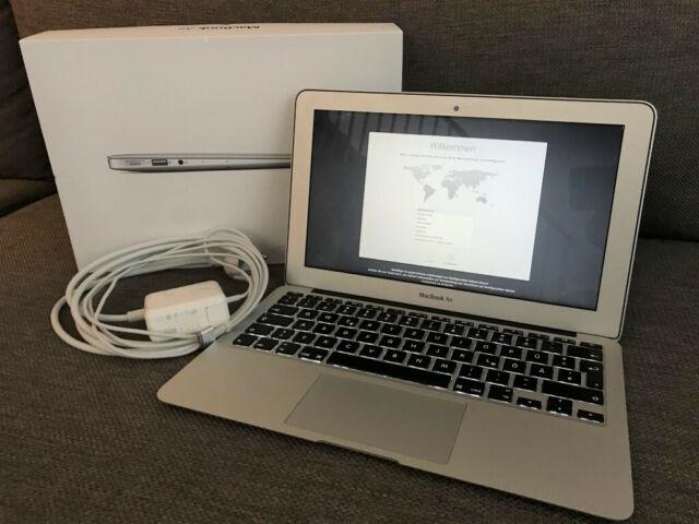 Apple MacBook Air A1465 29,5 cm (11,6 Zoll) Laptop - MD711D/B (2014)