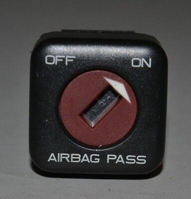 #002 PEUGEOT 207 / CITROEN C4 PASSENGER AIRBAG PASS ON OFF ...