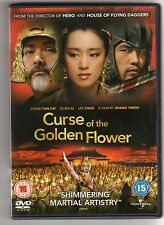 (GU813) Curse Of The Golden Flower - 2007 DVD