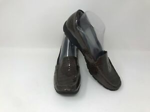 fa176310560 New! Women s Easy Spirit 14800613 Abide Patent Leather Loafer ...