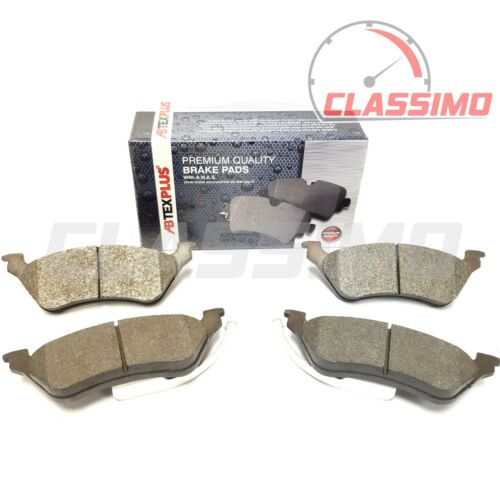 2000 to 2008 JEEP CHEROKEE Mk 3 KJ Rear Brake Pads for CHRYSLER VOYAGER Mk 4