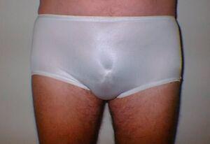 Image Is Loading Wide Crotch Nylon Satin Silky Sissy Crossdress Panties