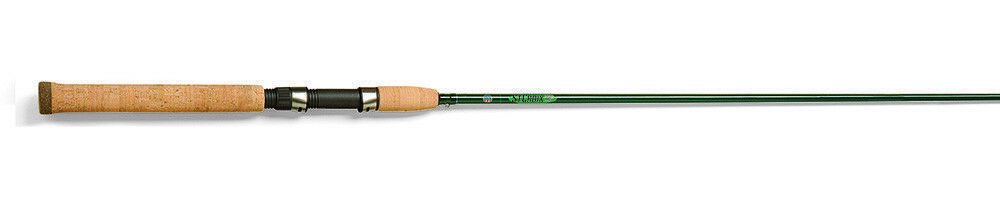 St. Croix Tidemaster TIS66HF Spinning Rod - Free Hat    considerate service