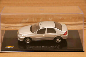 IXO-1-43-Chevrolet-Prisma-2012-Diecast-Models-Car-Limited-Collection