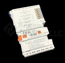 Beckhoff KL 4408 KL4408 8 Kanal Analog Ausgangsklemme 0…10 V 12 Bit gebraucht