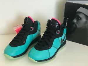 fd98de96156 Nike Lebron 8 South Beach NEW 417098-401 (Pre-Heat) size 8.5 us (men ...