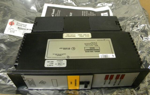 TEXAS INSTRUMENTS 500-5035 PROGRAMMABLE BASIC MODULE 5005035