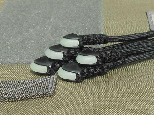 Randonnée Sac Bug Out Sacs-Noir Paracord tirettes-Back Packs Gear Sacs 5
