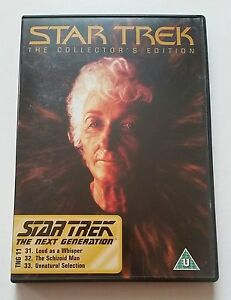 Star-Trek-TNG-Collector-039-s-Edition-Disc-11-Region-2-VGC-DVD-Tested