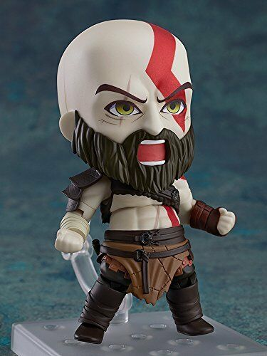 Good Smile God of War    Kratos Nendoroid Action Figure 087a4b