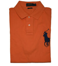 d76f10be725e item 5 Men s Polo Ralph Lauren BIG PONY Polo Shirt Mesh - CUSTOM FIT - S M  L XL XXL -Men s Polo Ralph Lauren BIG PONY Polo Shirt Mesh - CUSTOM FIT - S  M L ...