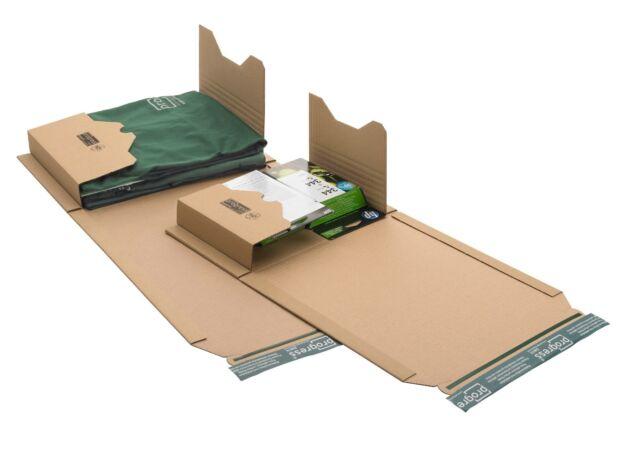 Universal-Versandverpackung 249 x 165 x -60 mm zum Wickeln PP B22.04