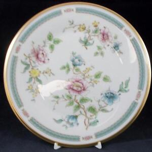 Lenox-MORNING-BLOSSOM-Salad-Plate-GREAT-CONDITION