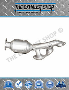 FITS Frontier 3.3L Manifold Catalytic Converter 2002 2003 2004 Driver Side
