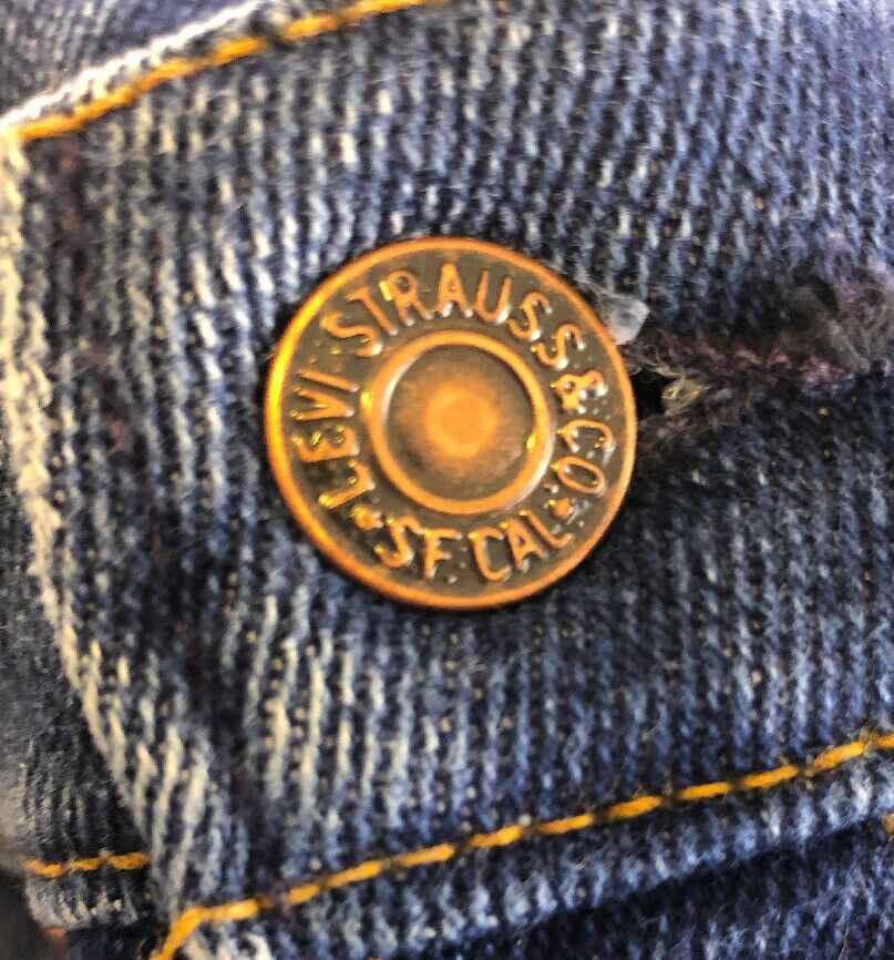 Vintage Levis 508 33X29 Made In USA - image 10