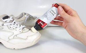 Vernice bianca per sneakers in pelle, ripristina il bianco delle scarpe in pelle