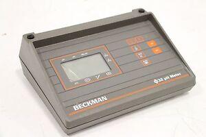 Beckman-32pH-Meter-123140-Parts-Cracked-Screen-2
