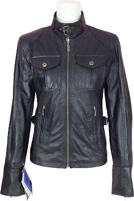 "UNICORN Womens 100/% Real Leather Jacket Black /""All sizes/"" #Z1"