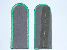 MATCHED PAIR EAST GERMAN SHOULDER BOARDS 3