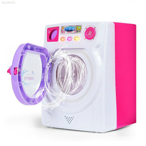 Kids Pretend Play Mini Simulation Toy Home ApplianceToy Washing Machine Toys