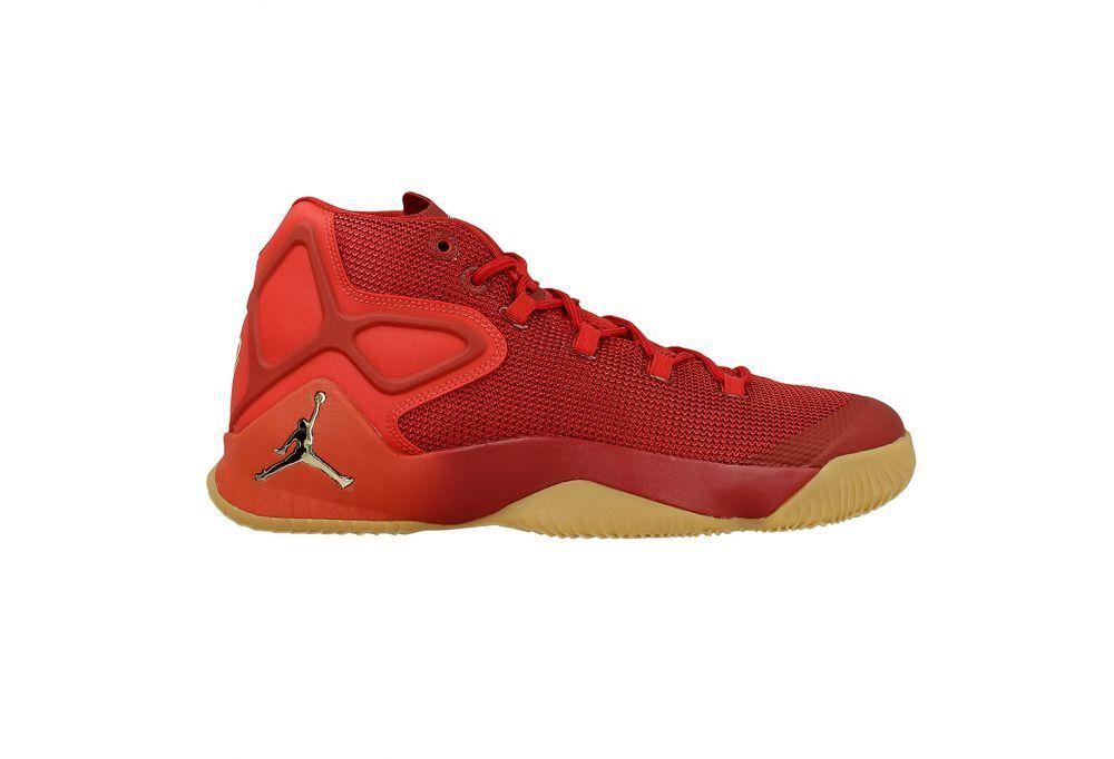 Men's Nike Air Jordan Carmelo Anthony M12 Gym Red Athletic Basketball 827176 696 Brand discount