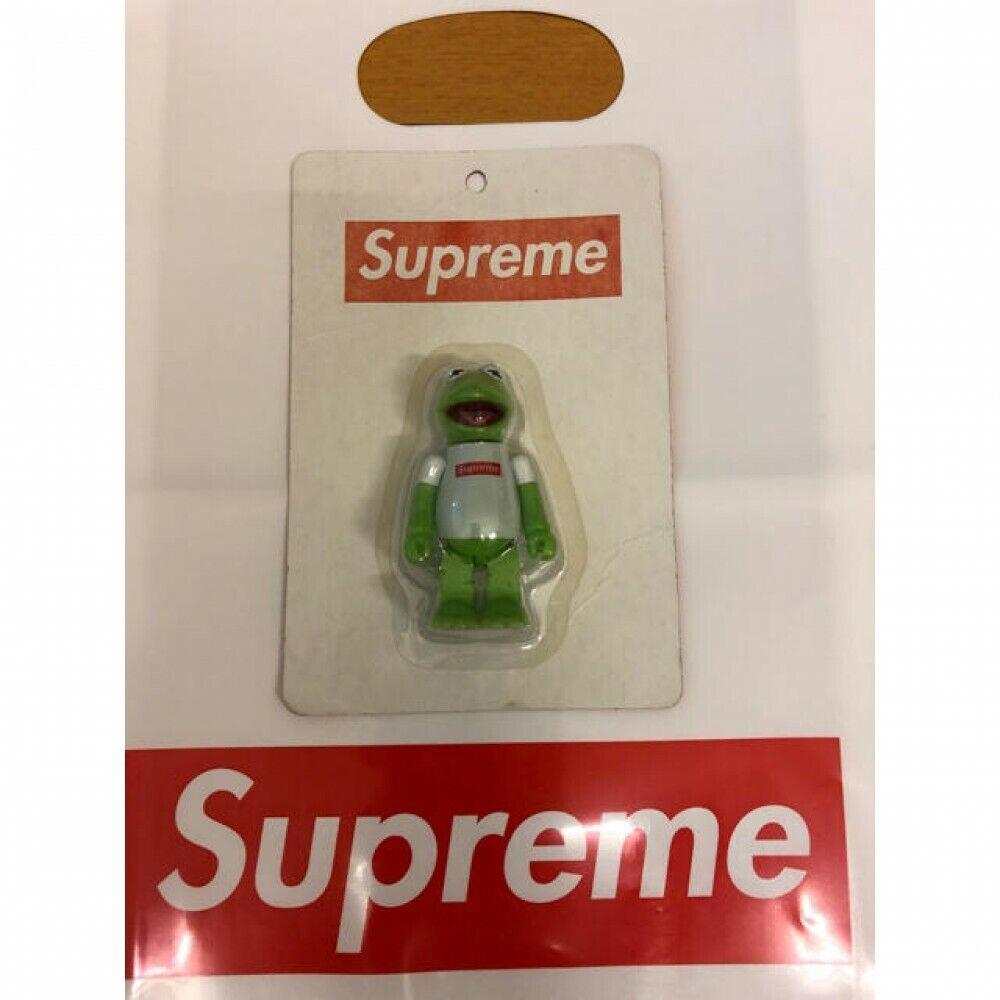Original Supreme Kubrick Medicom Spielzeug Muppets Kermit Figur von Japan F