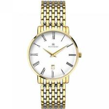 1e64ca27df1 Accurist 7159 Mens Two-Tone Stainless Steel White Dial Dress Watch RRP  £149.99
