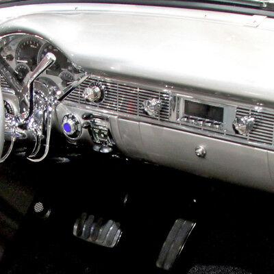 Für Chevrolet Bel Air 1955 1956 Oldtimer Auto Radio Dab+ Fm Bluetooth Usb Aux Hohe Sicherheit