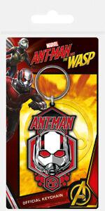Ant-man And The Wasp Ant-man Gummi Schlüsselanhänger Keychain Porte Neu