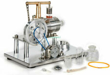 Sunnytech/® Hot Air Stirling Engine Model Education Toy Electricity Power SC02M