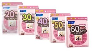FANCL-Good-Choice-Women-Health-Supplement-30-bags-Japan-Beauty-Vitamins-Minerals