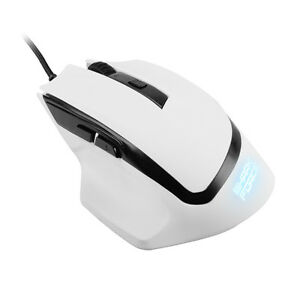 SHARKOON-SHARK-FORCE-WEISS-Gaming-Mouse-Professionelle-6-Tasten-Gaming-Maus