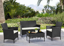 Garden Furniture Conservatory Patio Outdoor Table Chairs Cover Option from 99.99