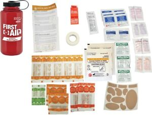 Adventure Medical Adventure First Aid 32oz Kit Whistle Bandages Ointments Wipes