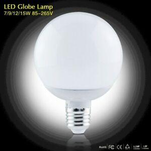 Gefuehrte-Birnen-Lampe-220V-110V-lampada-Licht-E27-7W-9W-12W-15W-SMD-5730-Lichter