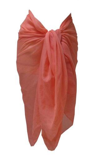 100/% Cotton Extra Large Plus Size 200 x 110cm Sarong Beach Pareo Dress Wrap Swim