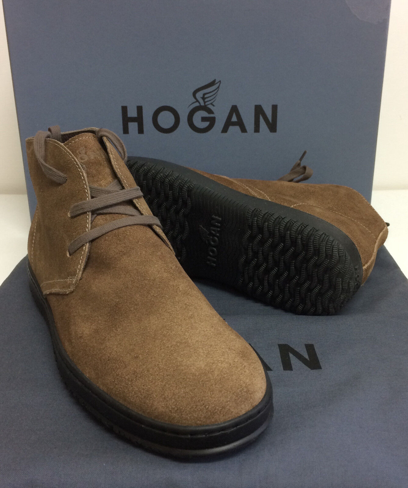 scarpe hogan polacco uomo tg. 6 5 ita 40 5 color corda modello steve mcqueen 97d1d65bf21