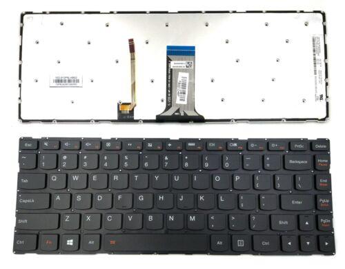 New Lenovo  Ideapad 100S-14IBR 300S-14ISK 500S-14ISK Keyboard Backlit US