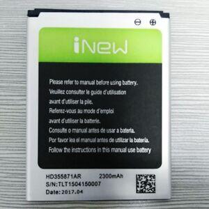 Original-HD355871AR-3-8V-2300mAh-Battery-For-iNew-V3-V3-Plus-Phone-Warranty
