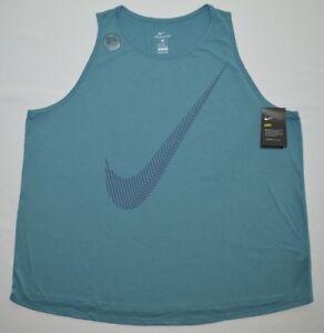 Women-039-s-Nike-Plus-Size-The-Nike-Tee-Dri-Fit-Athletic-Cut-Cotton-Tank-Top