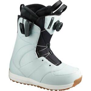 Boa Sterling Chaussures W Ivy Boot Salomon Season Détails Sj Sur De Snowboard Femme 2020 8Nn0wvOm