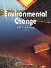 Environmental Change by Fred Martin (Paperback, 1996)